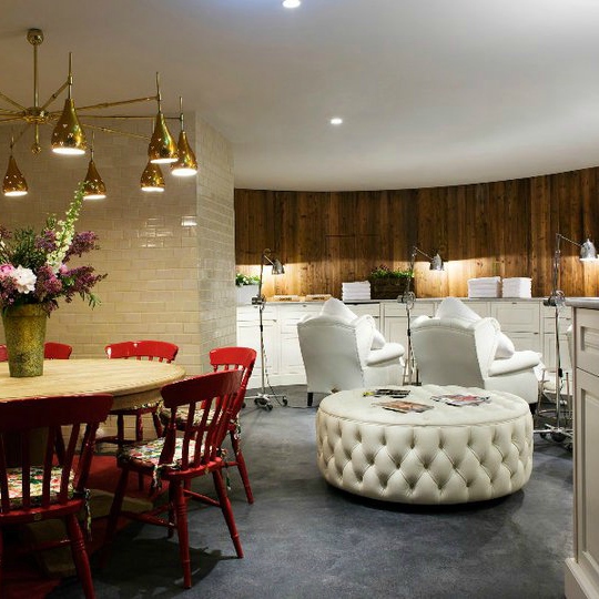 Cowshed Spa im Soho House Berlin Mitte