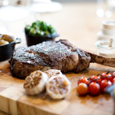 Dstrict Steakhouse im Ritz Carlton Vienna Wien Steak