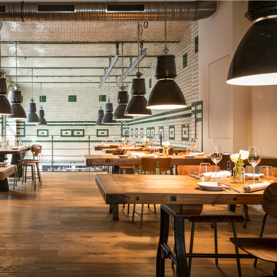 Eins44 Restaurant Berlin Neukölln