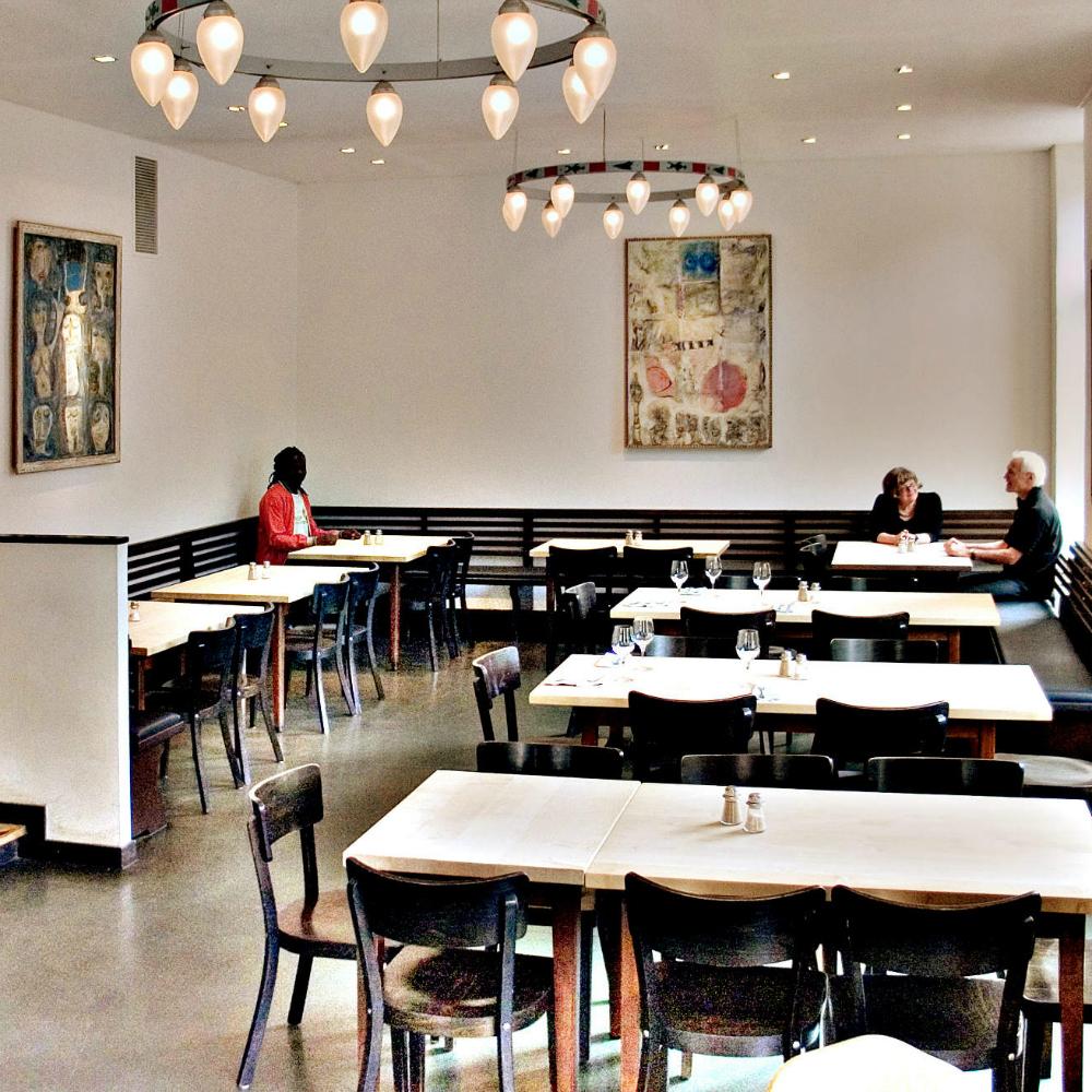 Engelbecken Restaurant am Lietzensee Berlin Charlottenburg