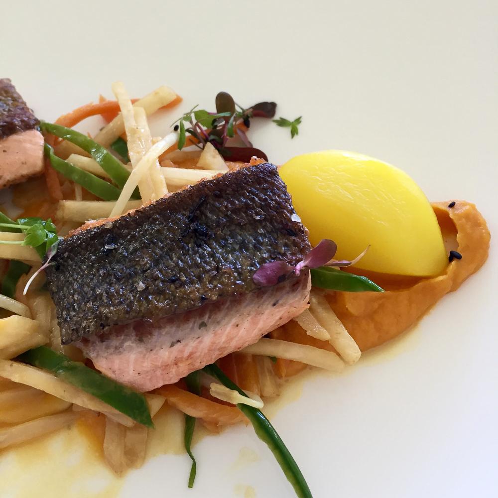 FX Mayr Health Center Wörthersee Speisen Fisch