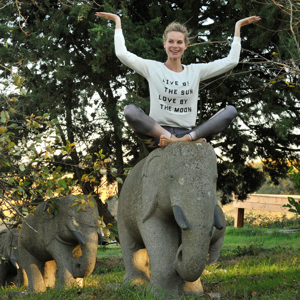 Miriam Langenscheidt Yoga Berlin