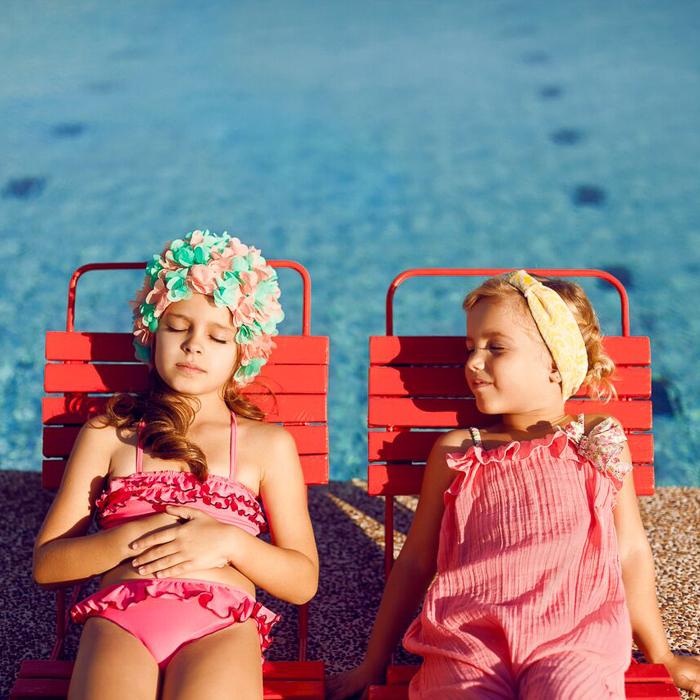 Nanos Kindermode Kurfürstendamm Berlin Charlottenburg Kinder am Pool