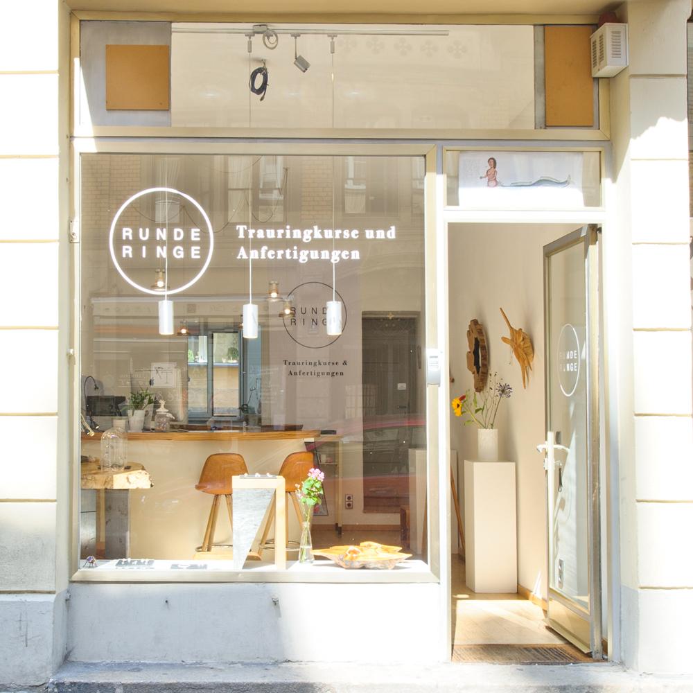 Runde Ringe München - Ladenatelier