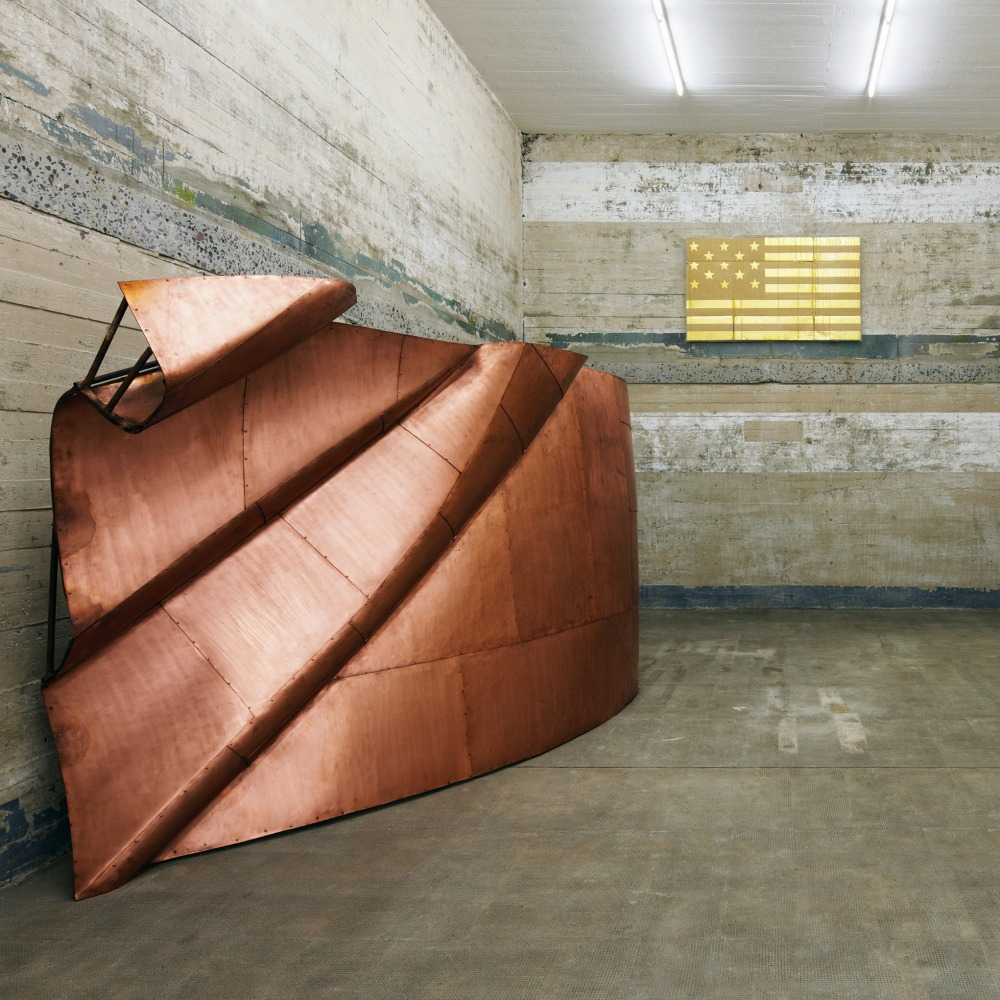 Sammlung Boros Galerie Bunker Berlin Kunst