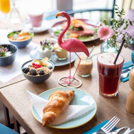 Sets Café und Restaurant in Charlottenburg-3