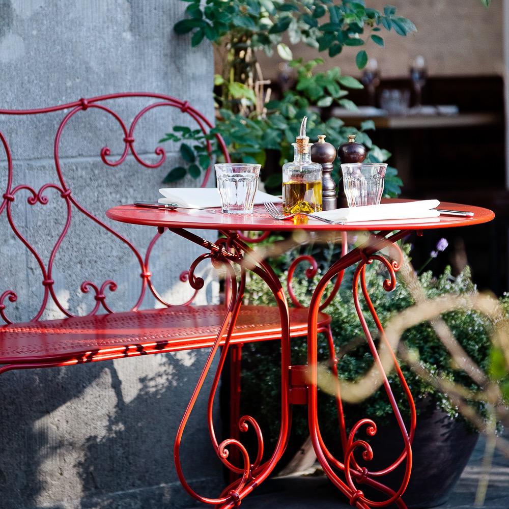 Restaurant Spindler Berlin Kreuzberg Garten Detail