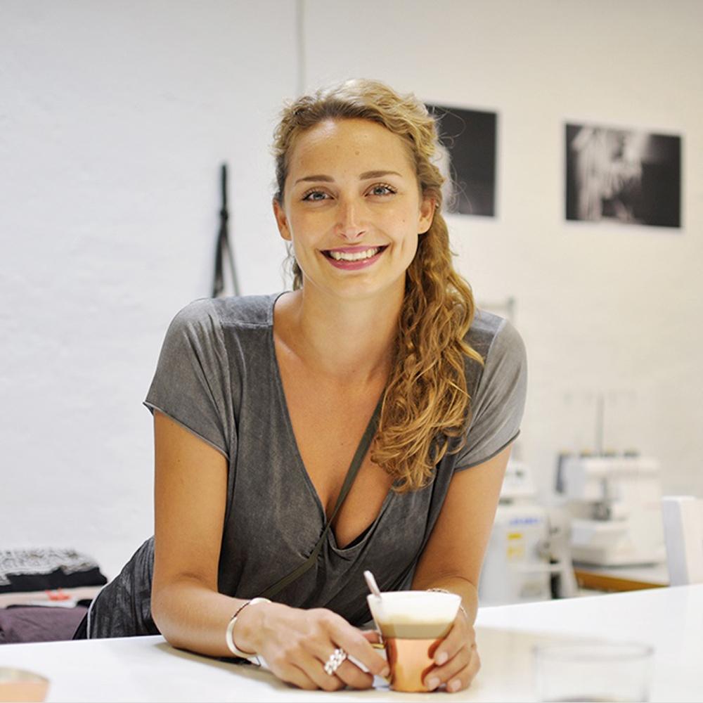 Atelier Kaldewey München Modemacherin Sarah Kaldewey