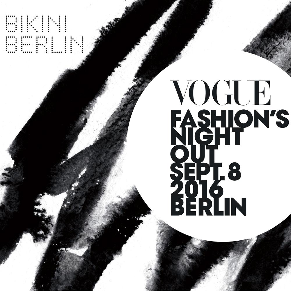 Bikini Berlin Vogue Fashion Night Out