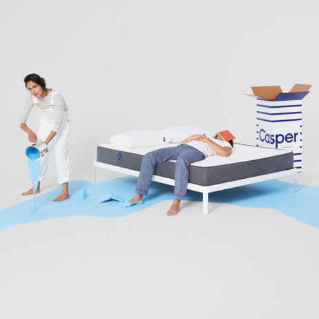 casper matratzen online bestellen creme guides. Black Bedroom Furniture Sets. Home Design Ideas