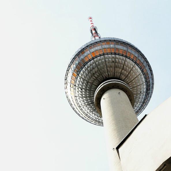 Fernsehturm Berlin Mitte Alexanderplatz