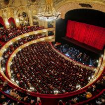 Komische Oper Berlin Saal