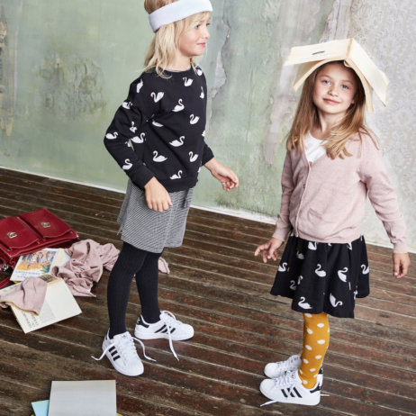 Milk Copenhagen Kids Sweater Swan