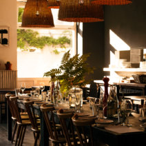 Pappa e Ciccia italienisches Restaurant Berlin Mitte