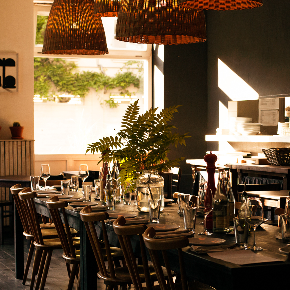 restaurant pappa e ciccia in mitte berlin creme guides. Black Bedroom Furniture Sets. Home Design Ideas