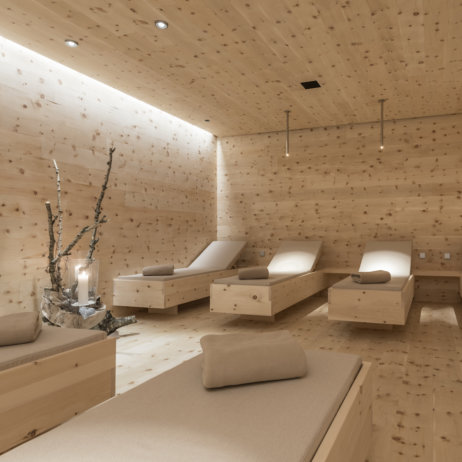 Paula Wiesinger Apartments Südtirol Relaxzone Sauna