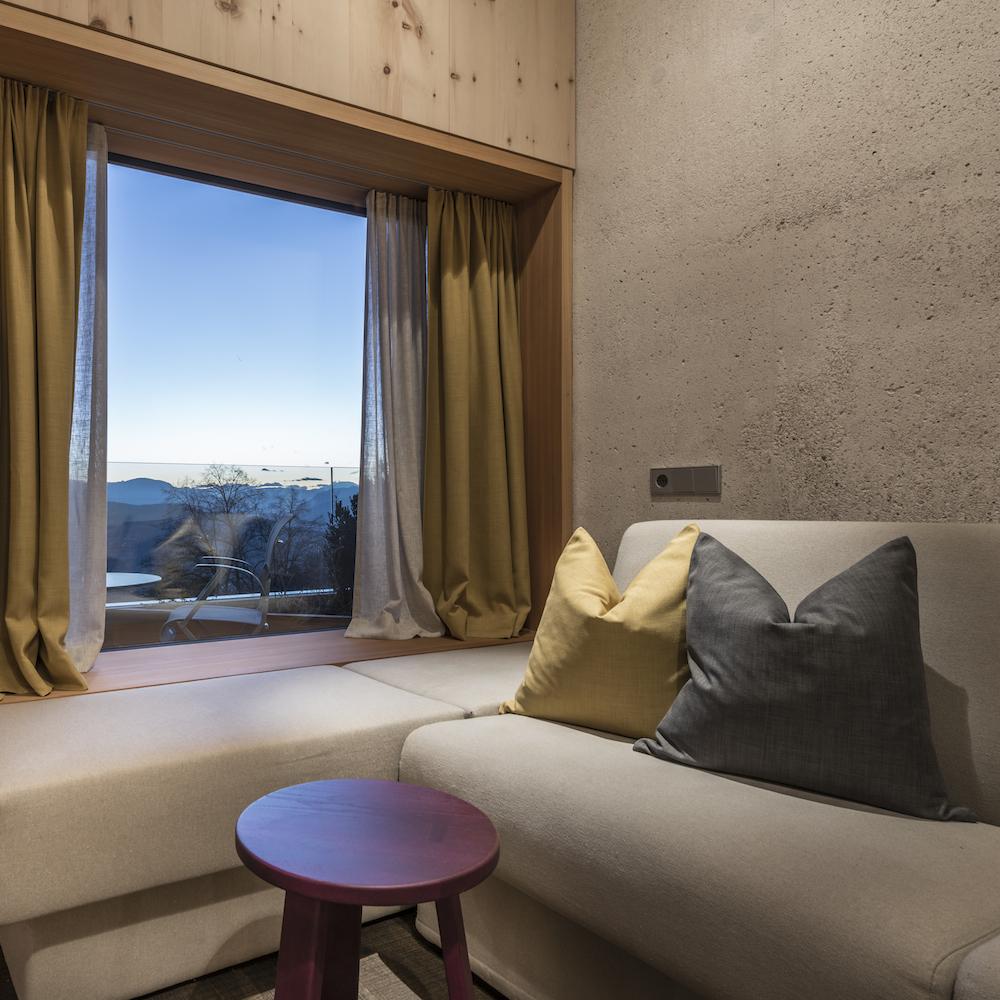 Paula Wiesinger Apartments Südtirol Wohnbereich