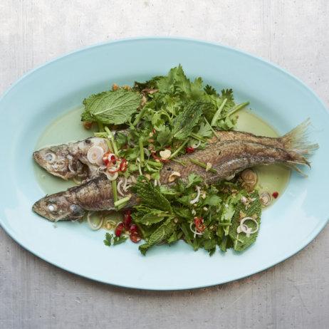 Pop-Up Restaurant Soi Thai Zürich Fisch