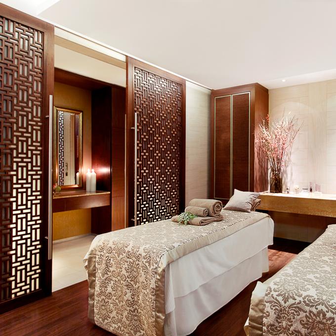The Ritz Carlton Spa Wien Kabine