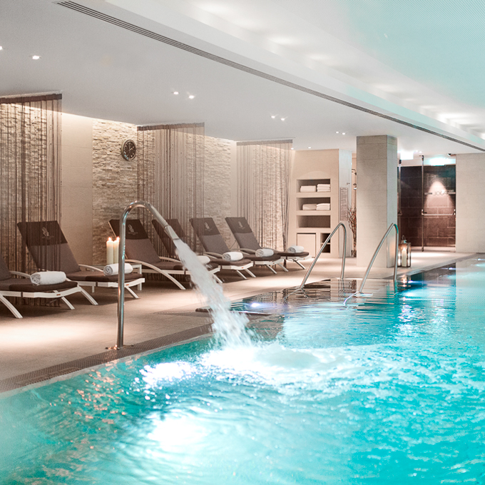 The Ritz Carlton Spa Wien Pool