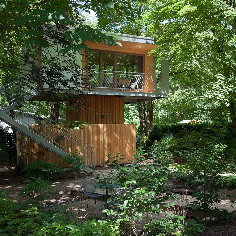 The Urban Treehouse Family Berlin