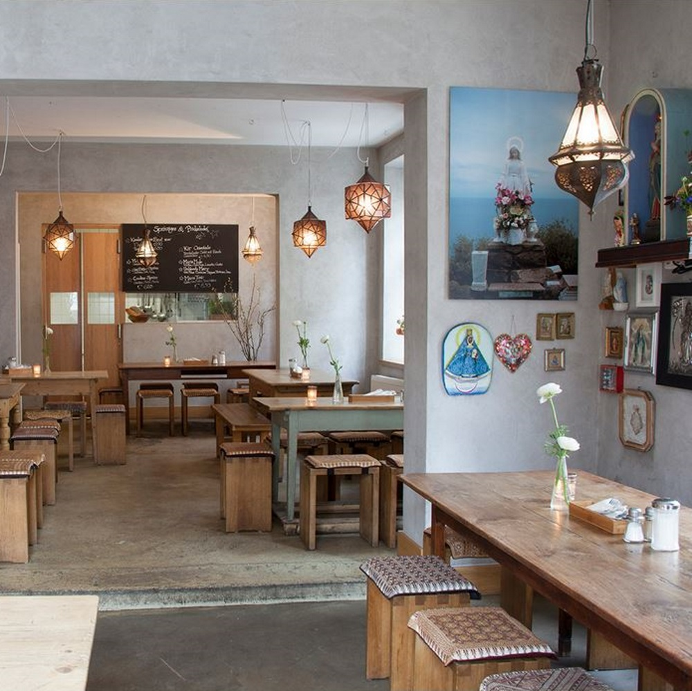 Das Maria Café München Glockenbachviertel