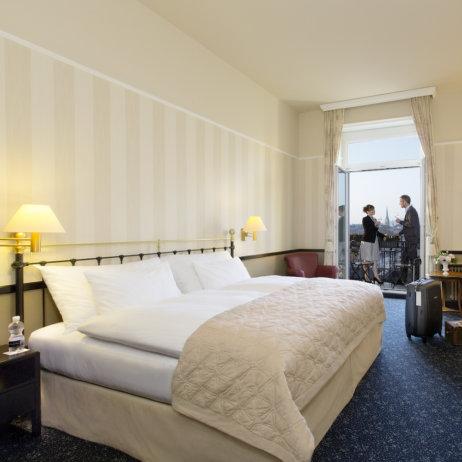 Hotel Ambassador Zürich Doppelzimmer