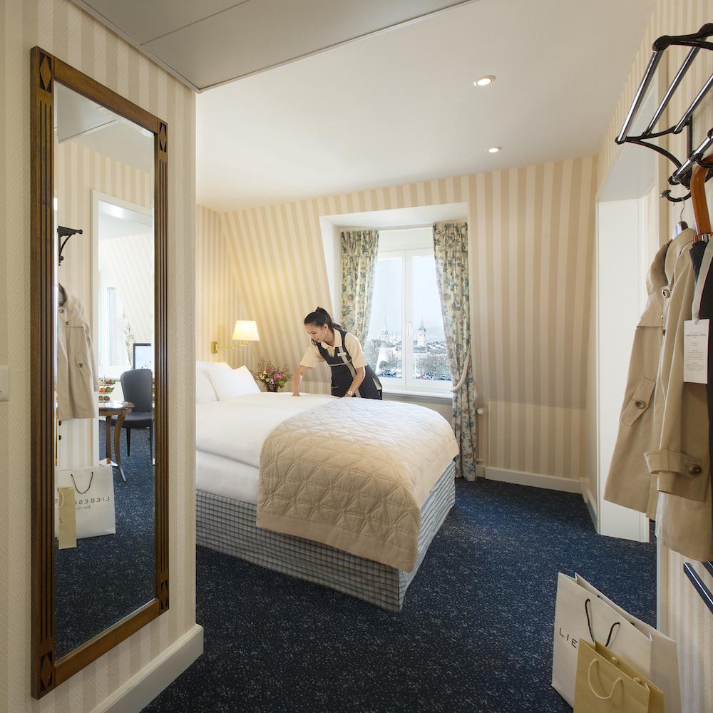 Hotel Ambassador Zürich Executive Doppelzimmer