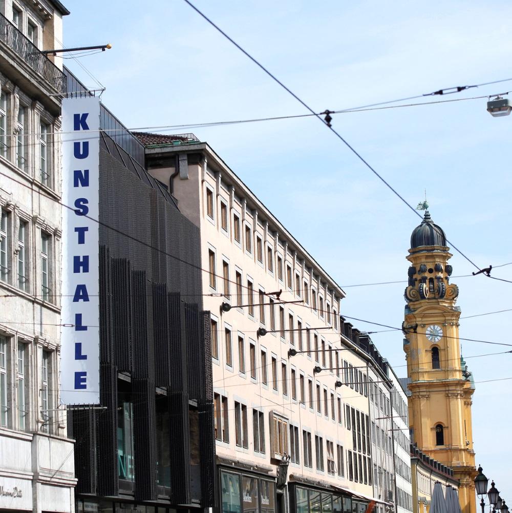 Kunsthalle München Theatinerkirche