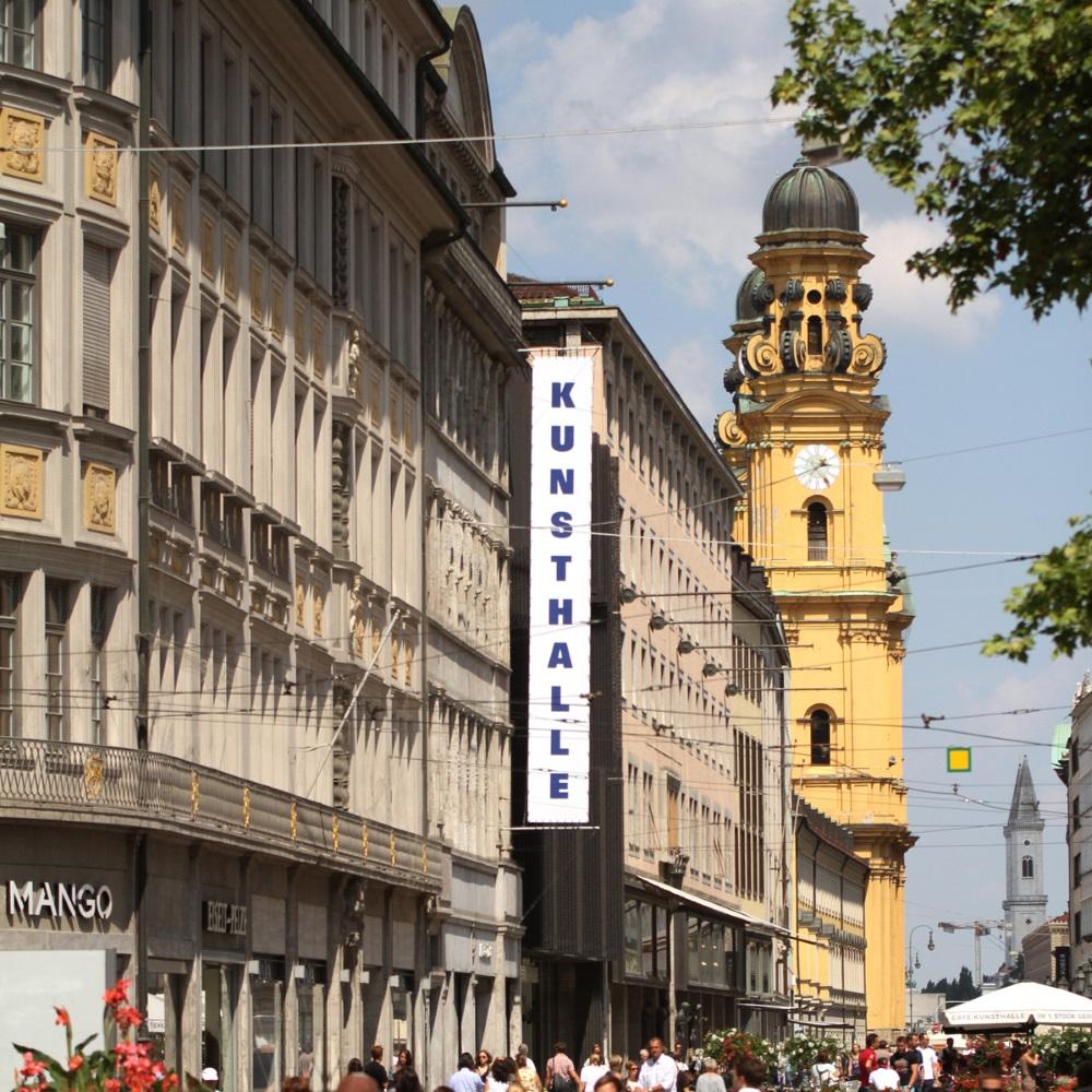 Kunsthalle München Theatinerstraße