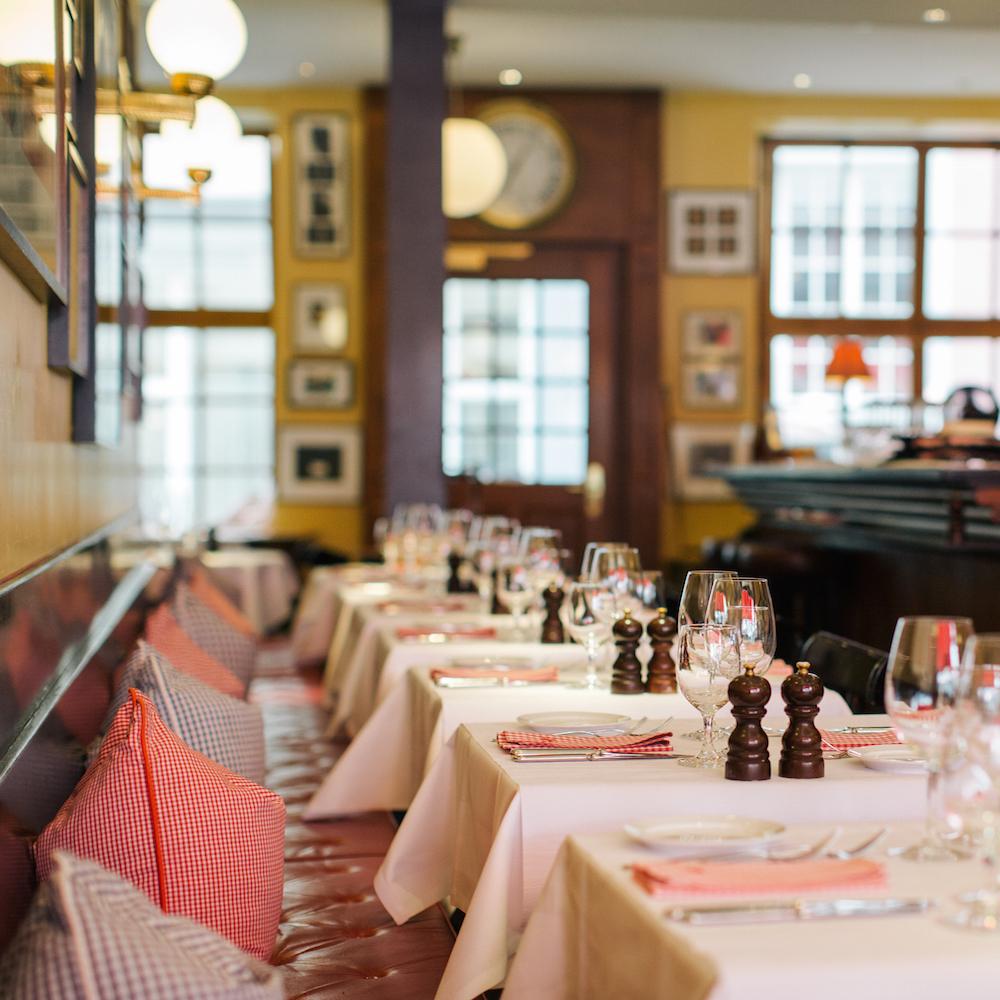 Lumiere französisches Restaurant Zürich Widdergasse