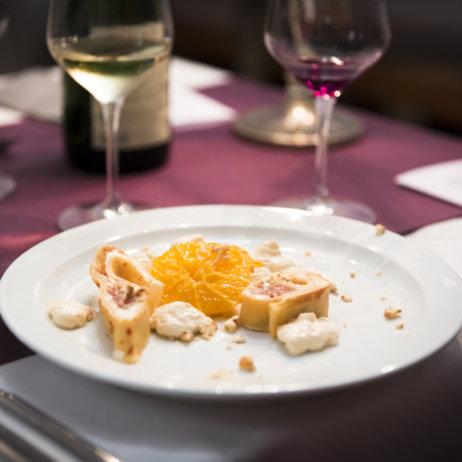 Meatingraum München Westend Dessert Crepe Suzette