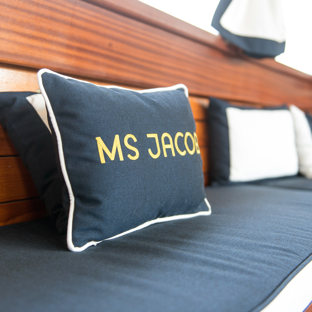 MS Jacob Schiff Hamburg