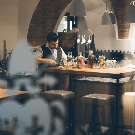Restaurant Hofmeisterei Hirtzberger Wien Innenraum