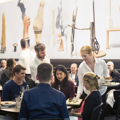 Baltho Restaurant Zürich Gäste
