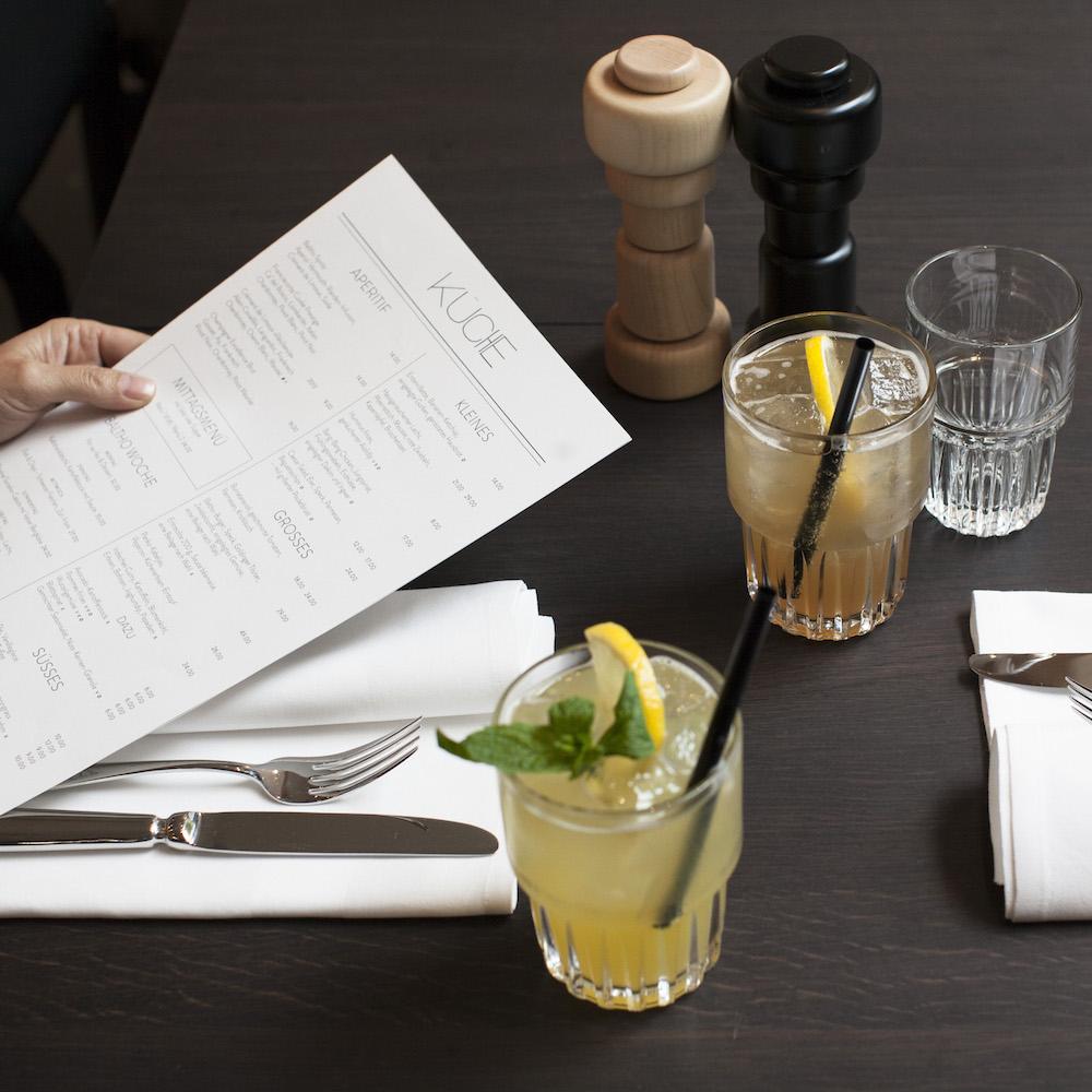 Baltho Restaurant Zürich Lemonade