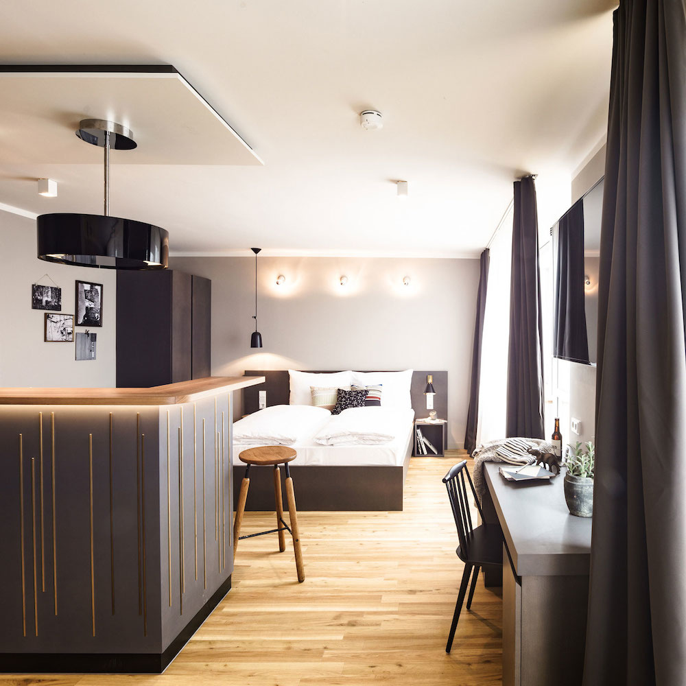 BOLD Hotel München Zentrum Cosmo Suite