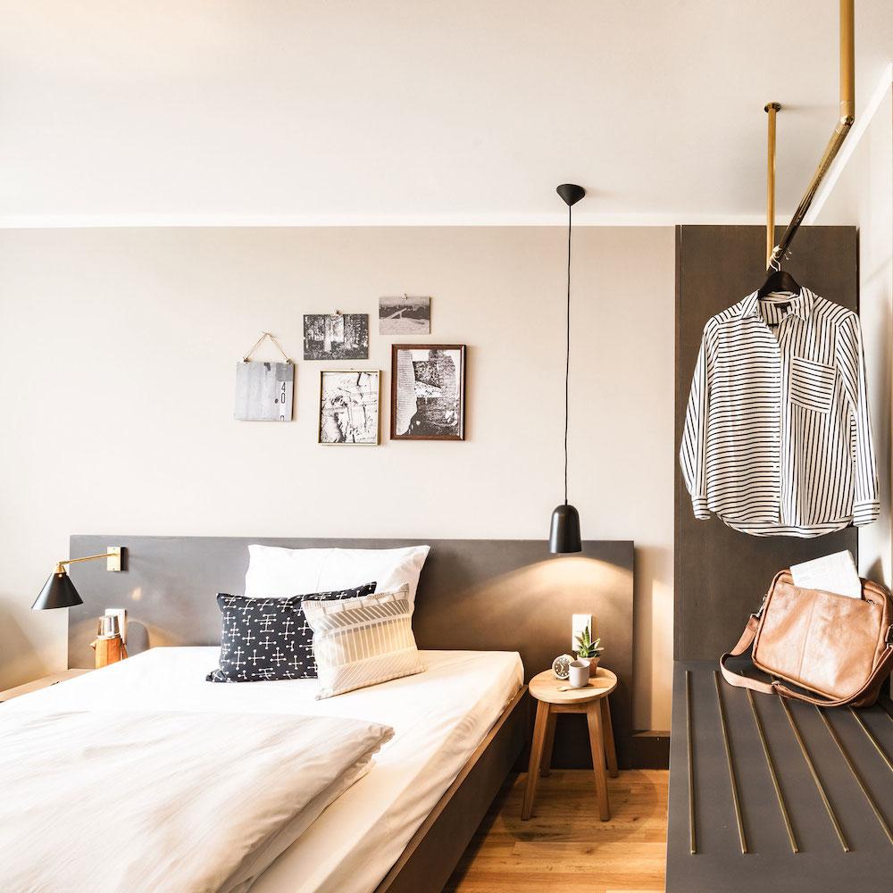 BOLD Hotel München Zentrum Komfort Apartment