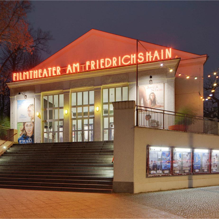 Filmtheater am Friedrichshain Yorck Kinos