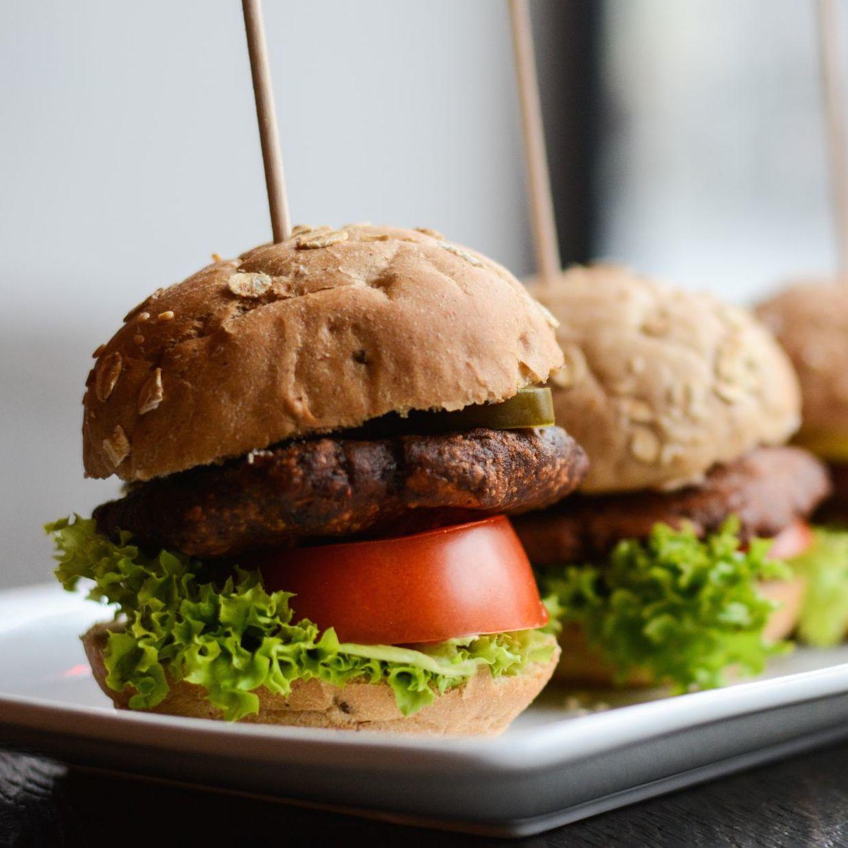 Holy Burger Grill Haidhausen - Bio Veggie Burger