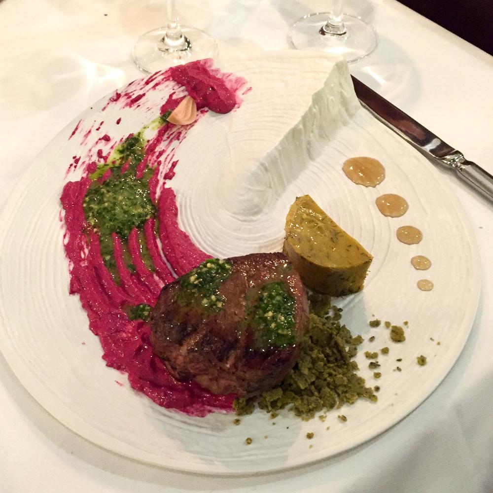 Honca türkisches Restaurant Berlin Wilmersdorf Filet