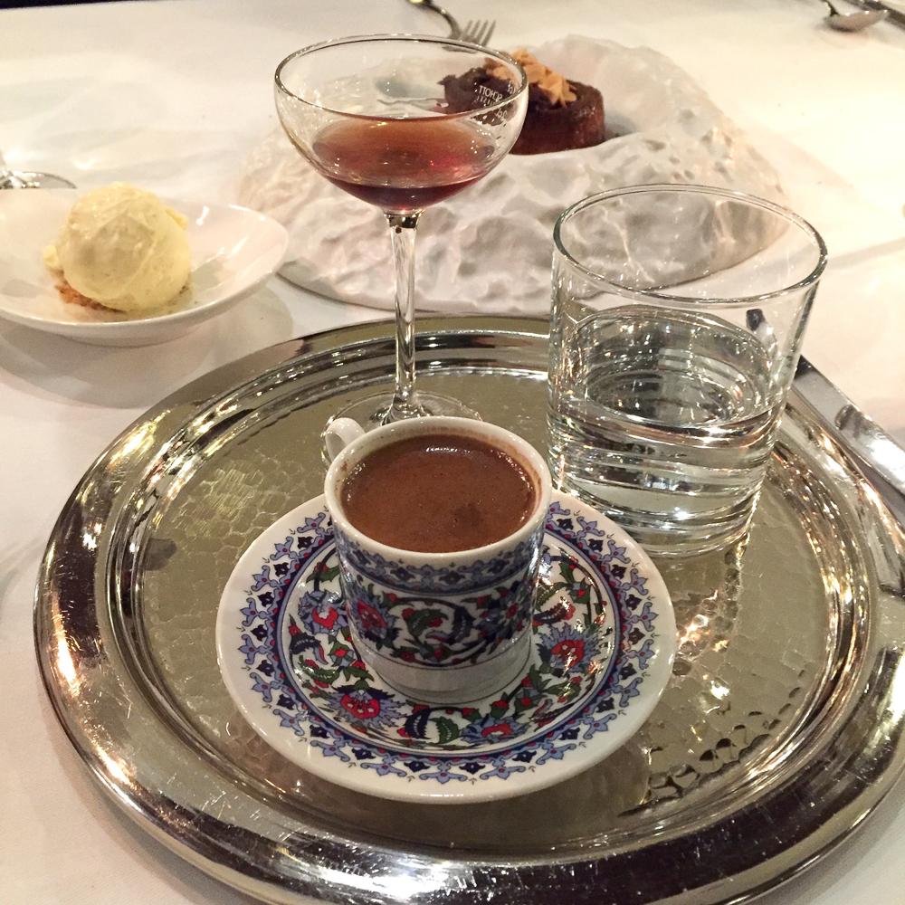 Honca türkisches Restaurant Berlin Wilmersdorf Mocca