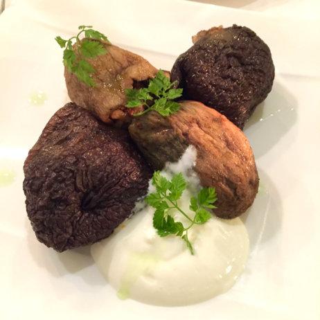 Honca türkisches Restaurant Berlin Wilmersdorf Vorspeise