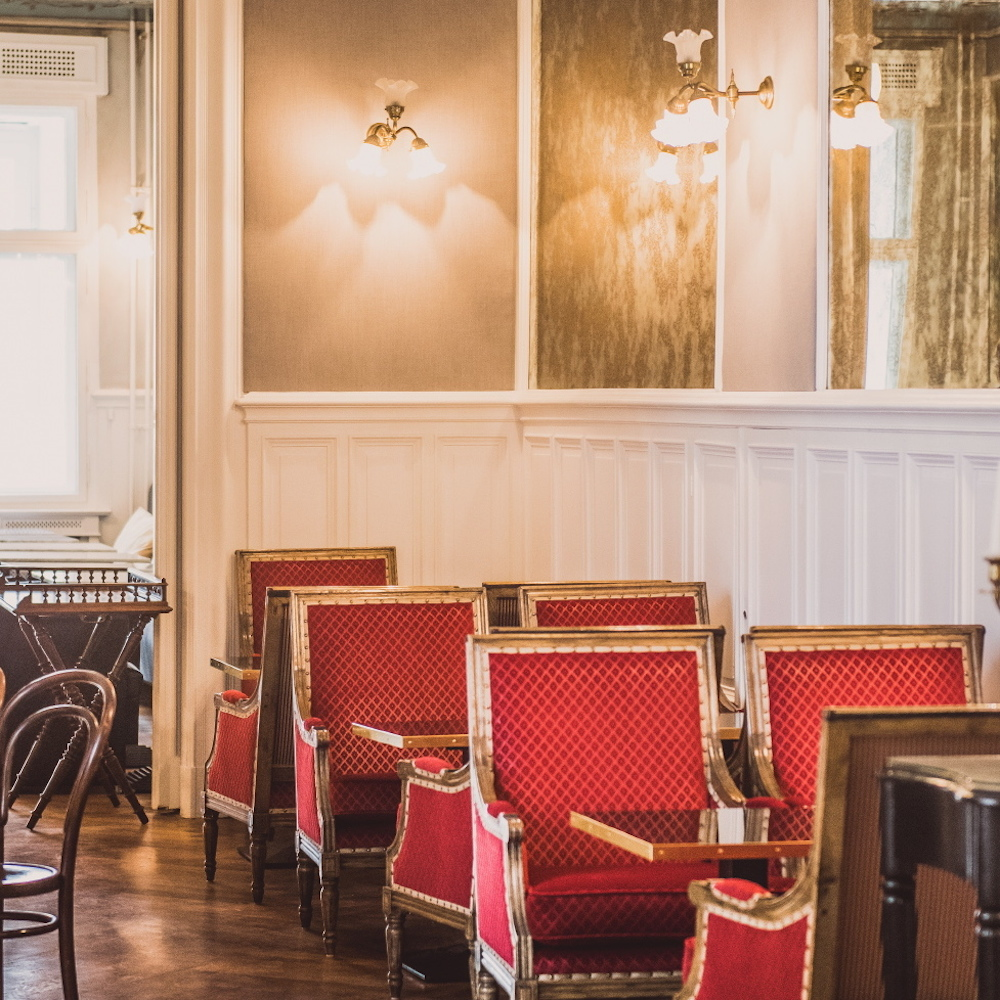 Hotel HENRI Berlin Roter Salon
