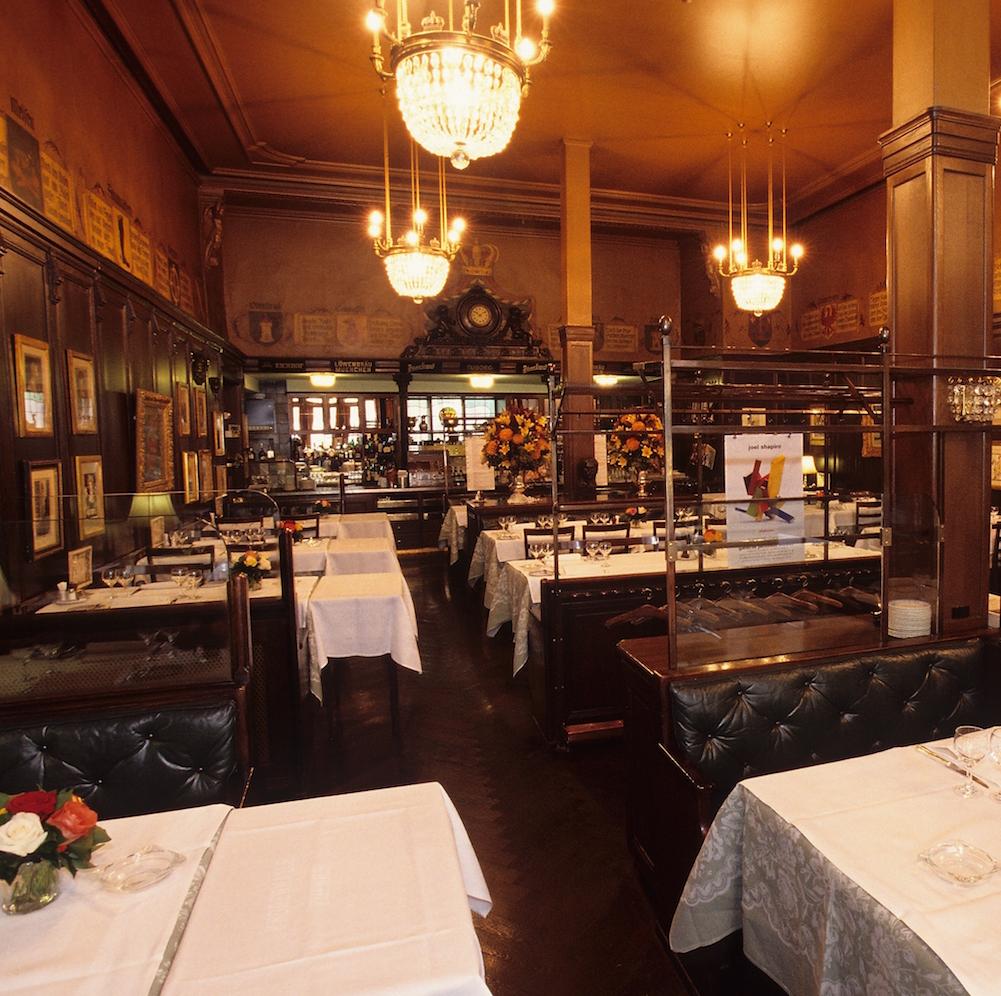 Restaurant Brasserie Kronenhalle