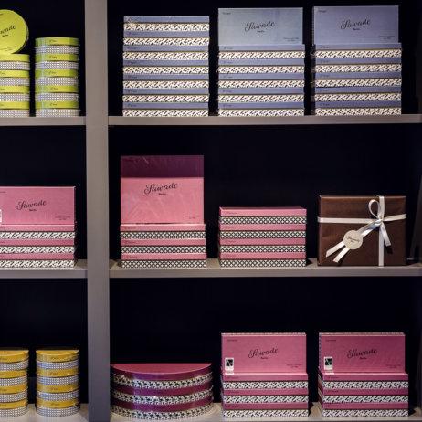 Sawade Pralinen Flagship Store Berlin Geschenke