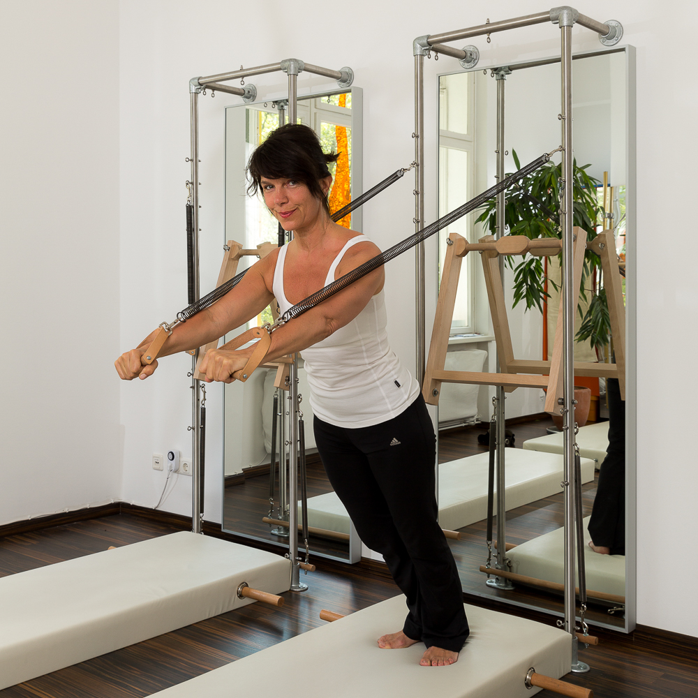 Senso Pilates Studio Berlin Steglitz Tower Training