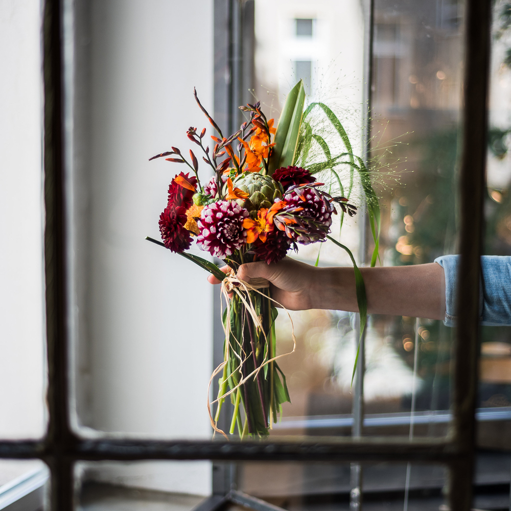 Tollwasblumenmachen Ausstellung Berlin