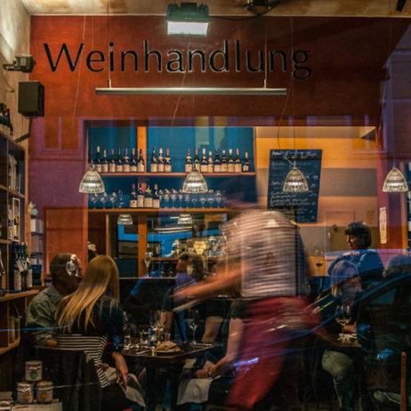 Walter und Benjamin Weinhandlung München