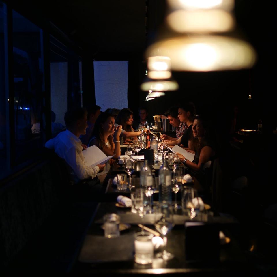 893 Ryotei Restaurant Bar Charlottenburg Tresen